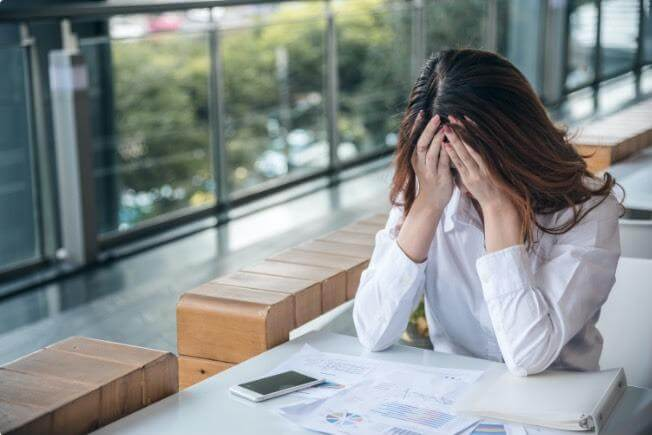 Performance anxiety in the workplace